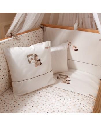 3-dielna posteľná súprava Funnababy - My Bear