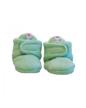 Capačky Lodger Slipper Fleece 3-6m, 6-12m - Anise