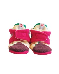 Capačky Lodger Slipper Fleece - Native Rosa 12-18m