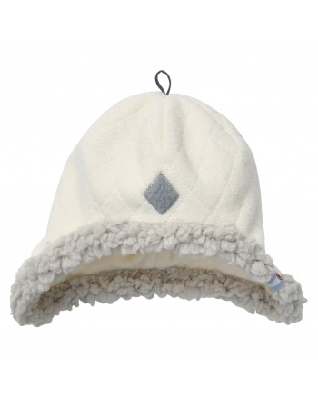 Čiapka Lodger Fleece Scandinavian Off-White