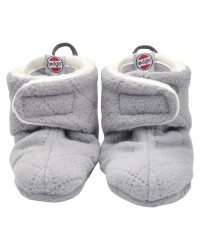 Capačky Lodger Slipper Fleece Scandinavian Greige 12-18m