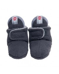 Capačky Lodger Slipper Fleece 0-3m - Antracite