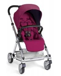 Kočík Mamas&Papas Urbo2 so strieborným podvozkom - Pink