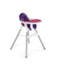 Jedálenská stolička Juice - Raspberry  - Mamas&Papas