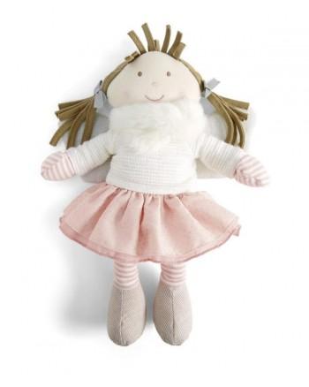 Mäkká látková bábika - Berry anjelik NEW - Mamas&Papas