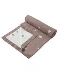 Pletená deka Star - Millie Boris - Mamas&Papas