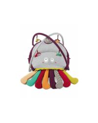 Hracia deka s hrazdou Mamas&Papas Chobotnica