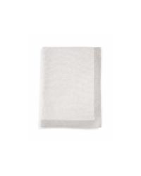 Pletená deka Mamas&Papas s kašmírom šedá