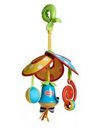 Prenosný kolotoč so zvončekom Tiny Love