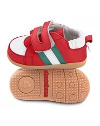Kožené topánočky Shooshoos - Candy Apples - 22