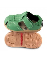 Kožené sandálky Shooshoos NEW - Secret Garden