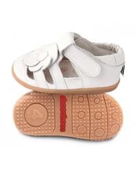 Kožené sandálky Shooshoos NEW - Angel Food
