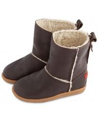 Kožené zimné čižmy Shooshoos - Ugg Boot