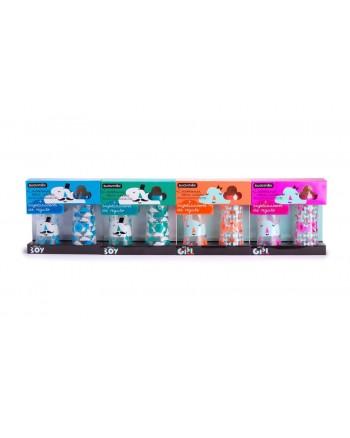 Set kojeneckých fliaš Suavinex Clouds Collection