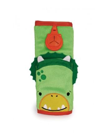 Chránič na bezpečnostný pás Trunki - Dino