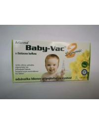 Arianna Baby-Vac 2 Ergonomic - Odsávačka hlienov na vysávač
