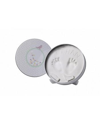 Baby Art Magic Box okrúhly - Confetti