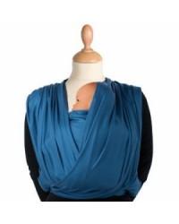 Šatka na nosenie detí Babylonia BB - SLEN - campanula blue
