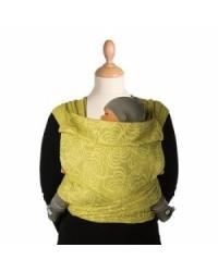 Šatka na nosenie detí Babylonia BB - TAI - marigold