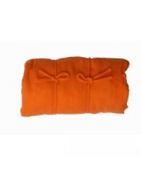 Závesná hojdacia sieť pre bábätká Babylonia Baby Hammock - oranžová