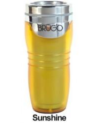 BRUGO Termohrnček 450 ml - Sunshine