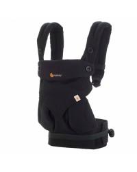 Ergobaby nosič Four Position 360° - Pure Black