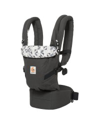 Ergobaby Nosič Adapt - Graphic Grey