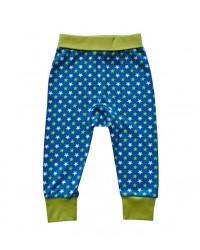 Pudlové nohavice Happy Babies - Zelené hviezdy