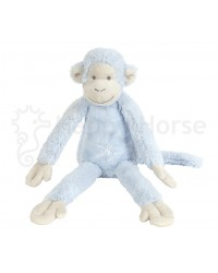 Plyšová hračka HAPPY HORSE Modrá Opička Mickey No. 2