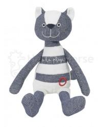 Plyšová hračka HAPPY HORSE Mačička Cyrano