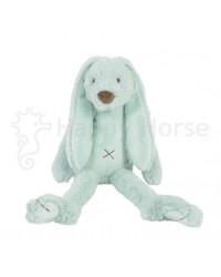 Plyšová hračka HAPPY HORSE Tyrkysový zajko RICHIE