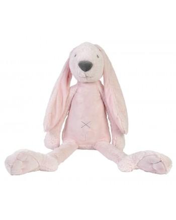 Plyšová hračka HAPPY HORSE XXL BIG Ružový zajko RICHIE