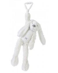 Hračka na zavesenie HAPPY HORSE Smotanový zajko RICHIE