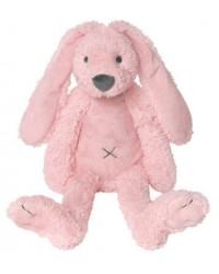 Plyšová hračka HAPPY HORSE Ružový BIG zajko RICHIE