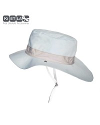 Obojstranný klobúčik Kietla s UV ochranou - Panama Sky