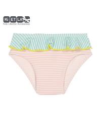 Kietla Plavky s UV ochranou - Nohavičky Ružový pásik