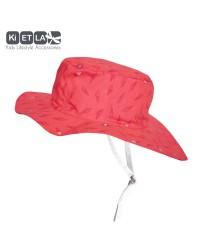 Obojstranný klobúčik Kietla s UV ochranou - Ice Cream