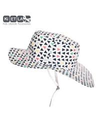 Obojstranný klobúčik Kietla s UV ochranou - Fun Fair