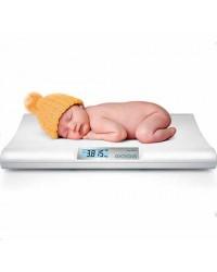 Dojčenská digitálna váha Nuvita