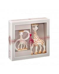 Vulli môj prvý darčekový set - žirafa Sophie & hryzátko
