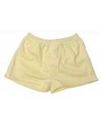 Krátke nohavice - žlté