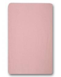 Nepremokavé prestieradlo Antony (ružové) - 155g (4 gumy)