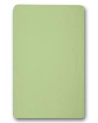 Nepremokavé prestieradlo Antony (zelené) - 155g (4 gumy)