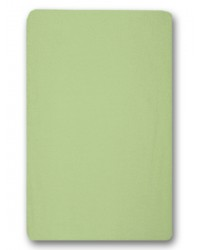 Nepremokavé prestieradlo Antony (zelené) - 155g (gumené obšitie)