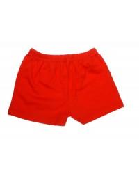 Krátke nohavice - červené