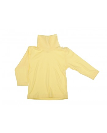 Rolák bavlnený - žltý