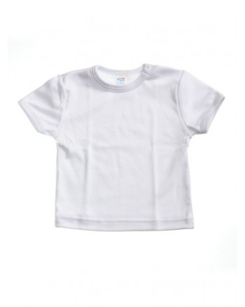 Tričko krátky rukáv - biele