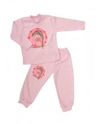 Pyžamo Antony - Prasiatko - ružové