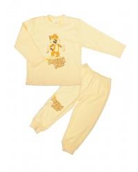Pyžamo Antony Tiger - dobrú noc - žlté