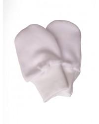 Kojenecké rukavičky Antony (biele)